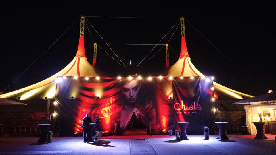 Zirkus Krone München 2021