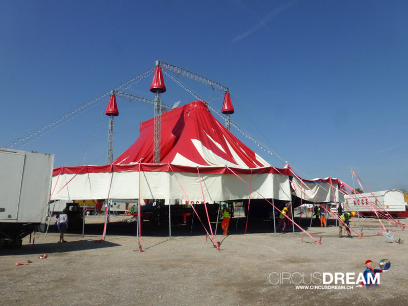 Circus Nock - Frauenfeld TG 2014