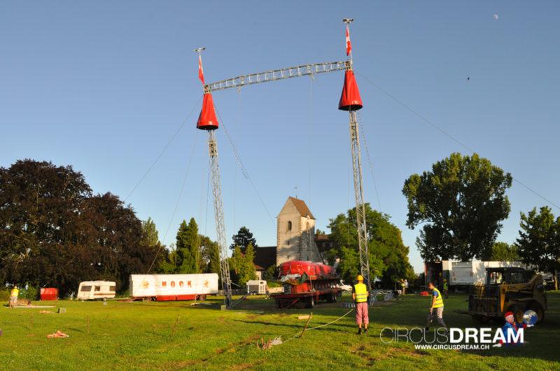 Circus Nock - Romanshorn TG 2014