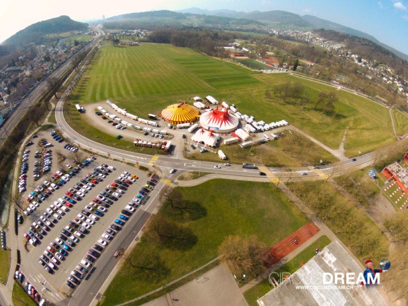 Circus Nock - Aarau AG 2017