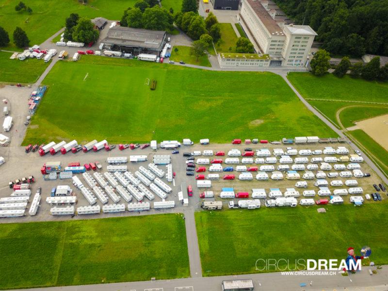 Schweizer National-Circus Knie - Luzern LU 2017