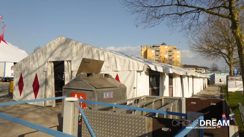 Schweizer National-Circus Knie - Rapperswil-Jona SG 2017
