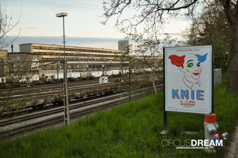 Schweizer National-Circus Knie - Winterthur ZH 2017