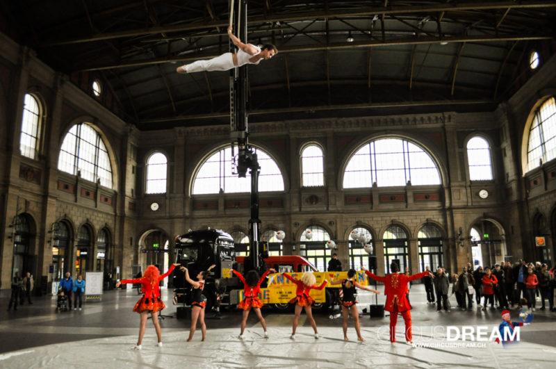 Schweizer National-Circus Knie - Zürich ZH 2017