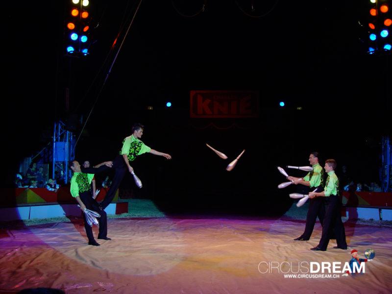 Zirkus Charles Knie  - Darmstadt (D) 2007