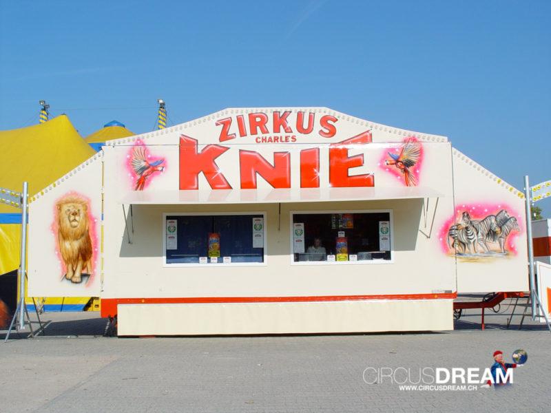 Zirkus Charles Knie  - Darmstadt 2007