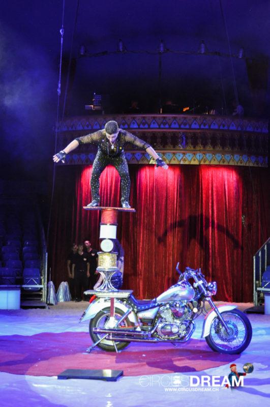 Circus Carl Busch - Konstanz (D) 2017