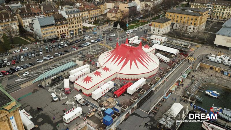 Circus Nock - Neuchâtel (NE) 2018