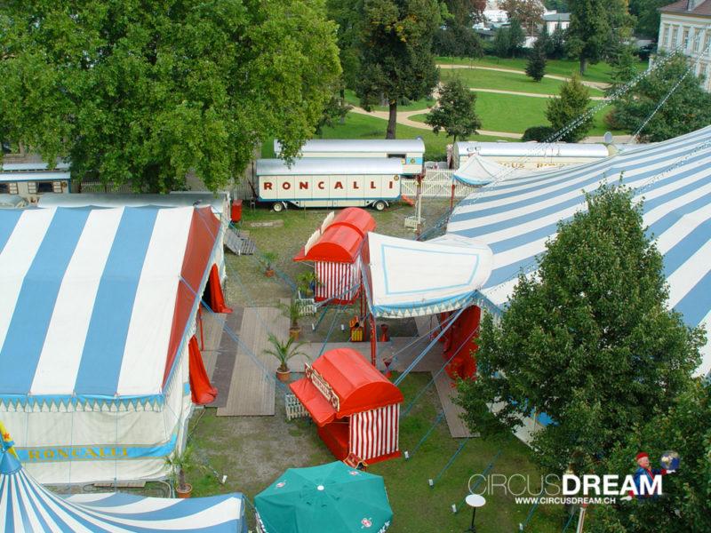 Circus Theater Roncalli - Bielefeld (D) 2007
