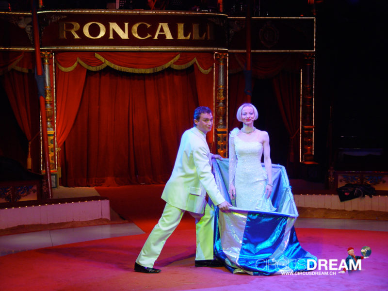 Circus Theater Roncalli - Bonn (D) 2007
