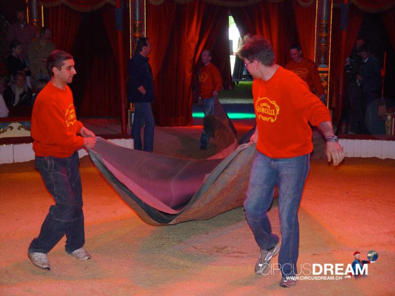 Circus Theater Roncalli - Düsseldorf (D) 2007