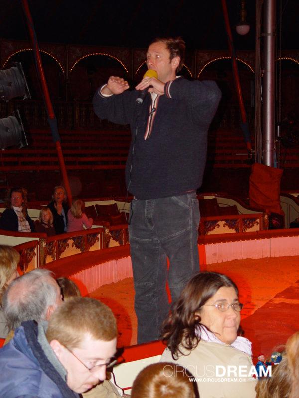 Circus Theater Roncalli - Frankfurt (D) 2007
