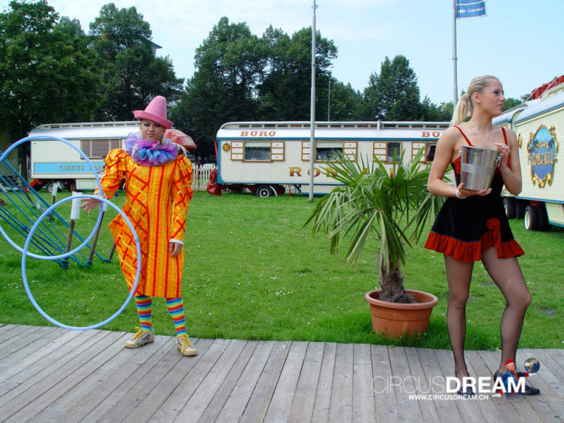 Circus Theater Roncalli - Hannover (D) 2007