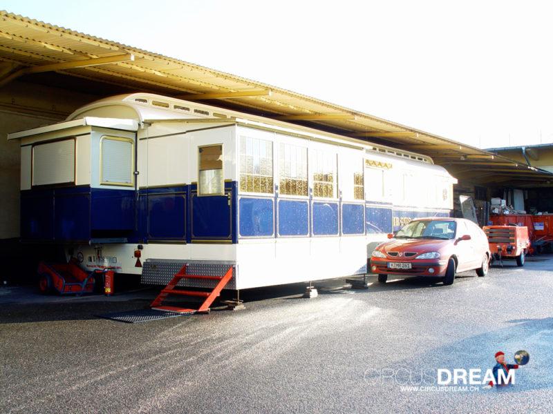 Circus Theater Roncalli - Köln (D) 2007