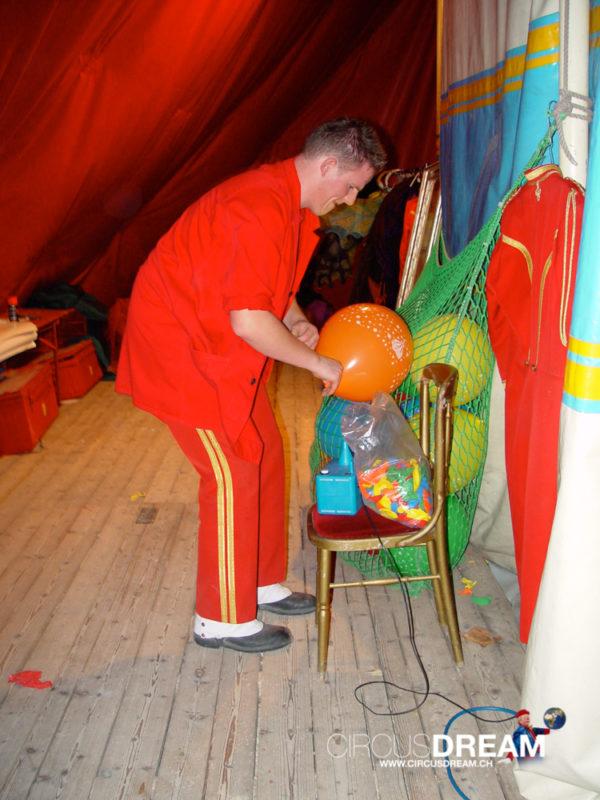 Circus Theater Roncalli - Nürnberg (D) 2007