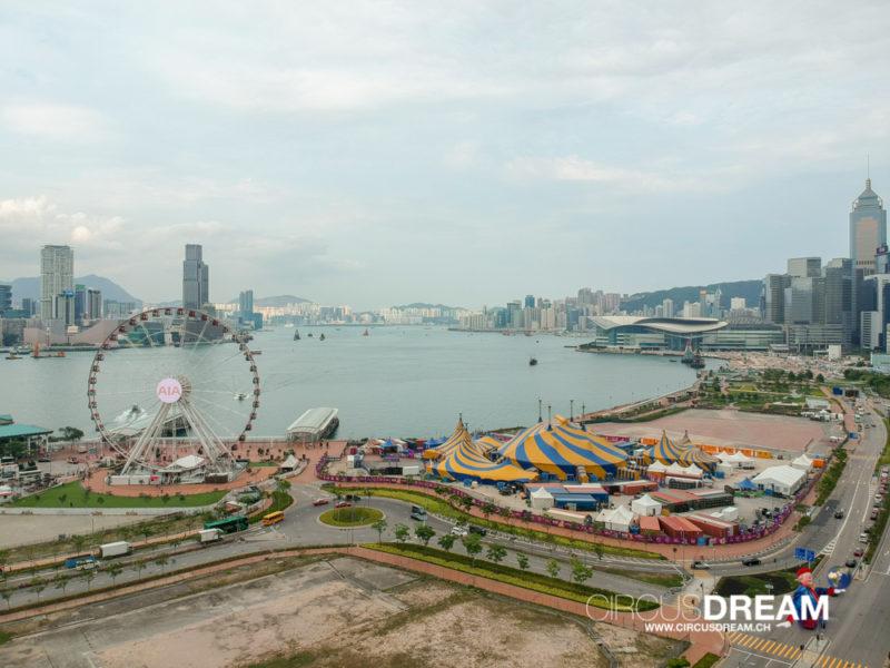 Cirque du Soleil (KOOZA) - Hongkong (CHN) 2018
