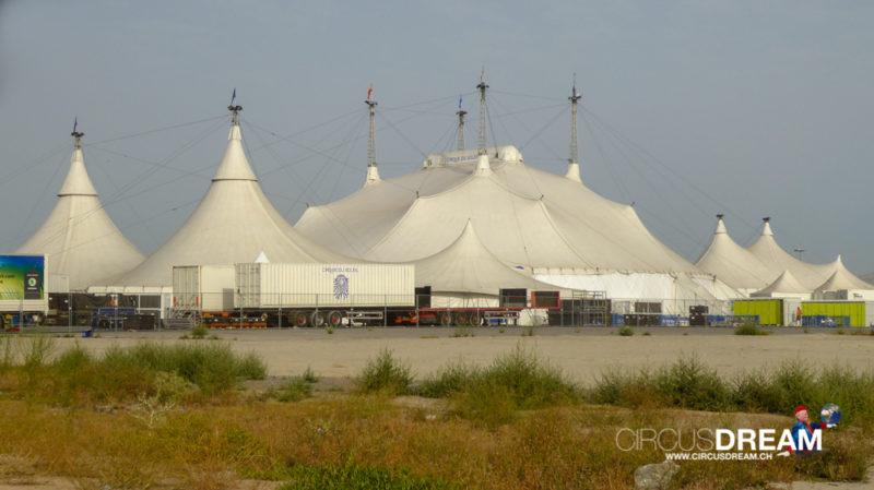 Cirque du Soleil (TOTEM) - Alicante (ESP) 2018