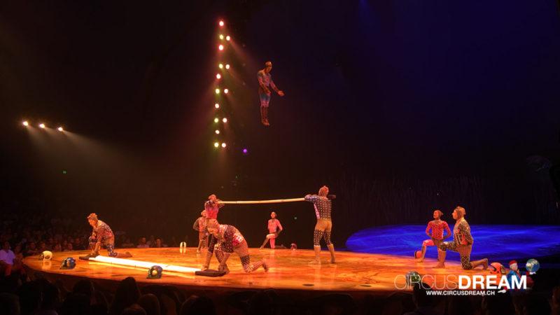 Cirque du Soleil (TOTEM) - Málaga (ESP) 2018