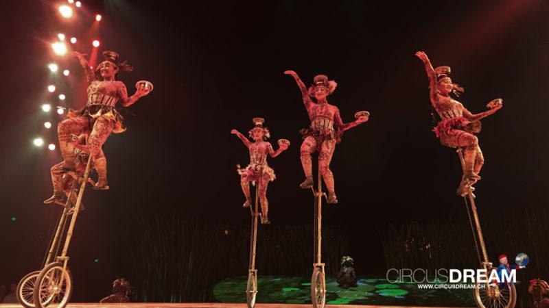 Cirque du Soleil (TOTEM) - Zürich (ZH) 2018