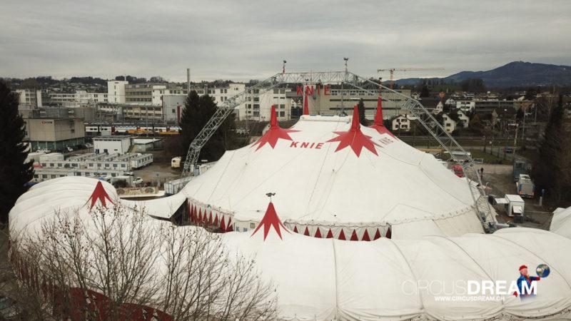Schweizer National-Circus Knie - Rapperswil-Jona SG 2018