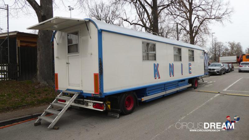Schweizer National-Circus Knie - Schaffhausen SH 2018