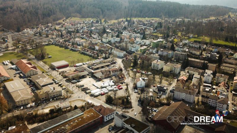 Schweizer National-Circus Knie - Winterthur ZH 2018