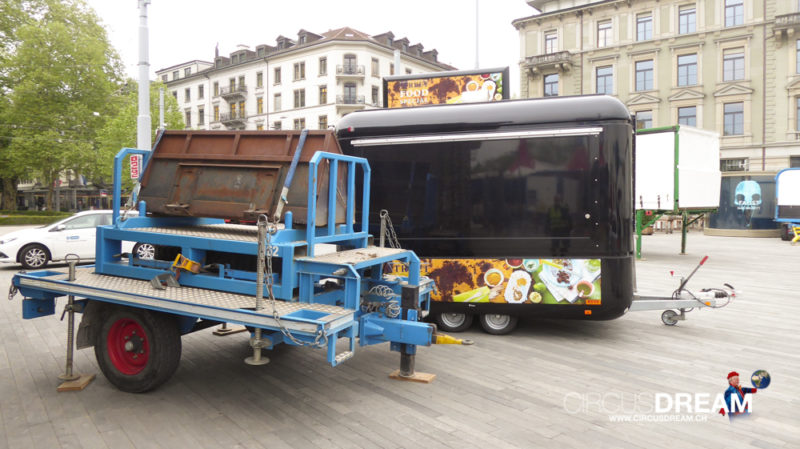 Schweizer National-Circus Knie - Zürich ZH 2018