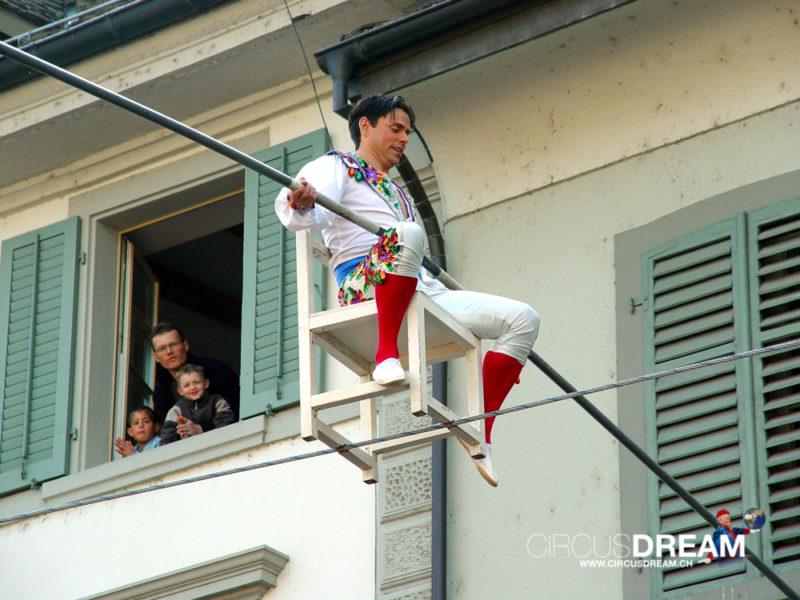 Schweizer National-Circus Knie - Rapperswil-Jona SG 2003