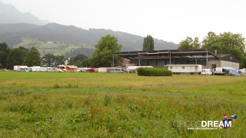 Schweizer National-Circus Knie - Luzern LU 2015