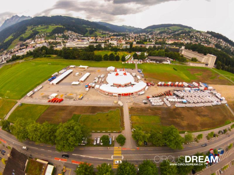 Schweizer National-Circus Knie - Luzern LU 2016