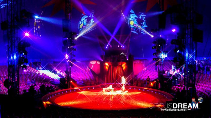 Schweizer National-Circus Knie - Winterthur ZH 2016