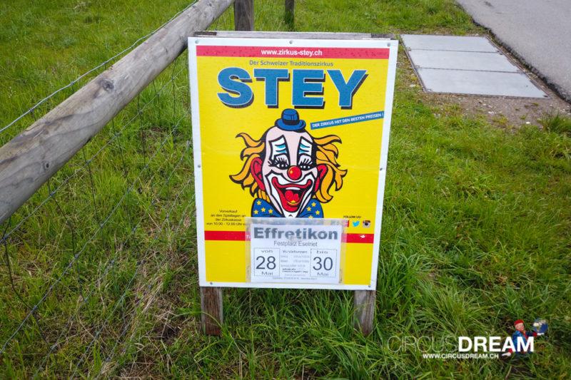 Zirkus Stey  (Fantasy) - Effretikon ZH 2019