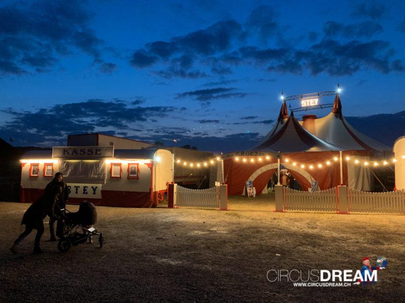 Zirkus Stey (Fantasy) - Fehraltdorf ZH 2019