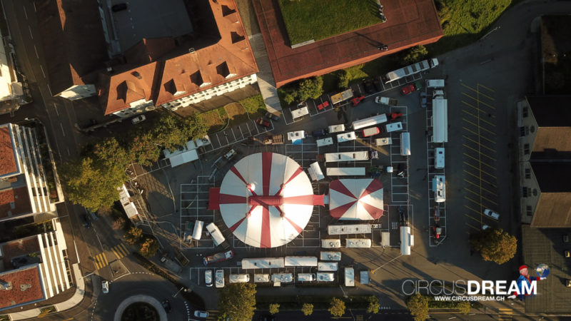 Zirkus Stey (Fanatsy) - Frauenfeld TG 2019