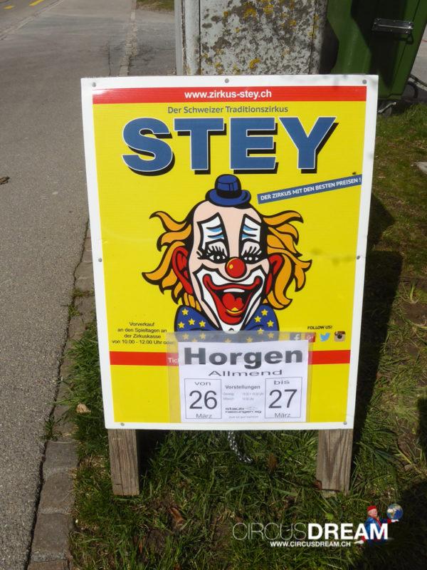 Zirkus Stey (Fantasy) - Horgen ZH 2019