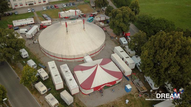 Zirkus Stey (Fanatasy) - Schaffhausen SH 2019