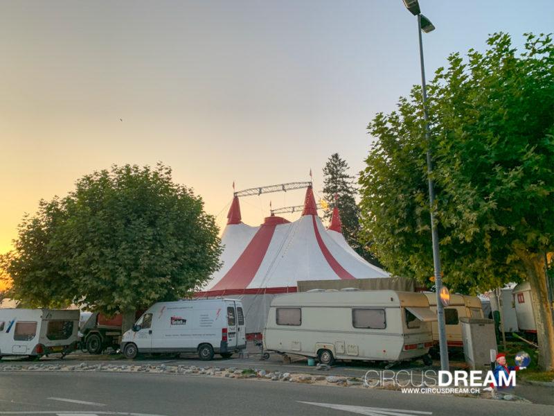 Zirkus Stey (Fanatsy)  - Stein am Rhein SH 2019