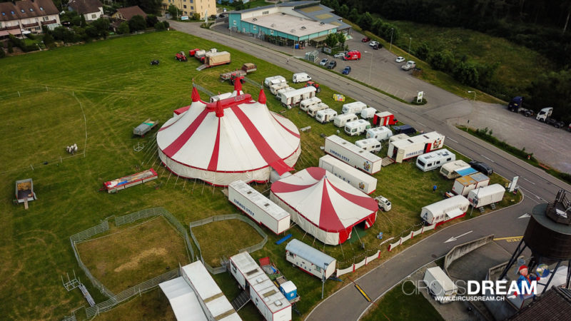 Zirkus Stey (Fantasy) - Turbenthal ZH 2019