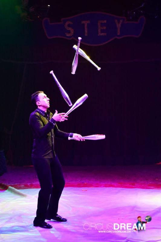 Zirkus Stey (Fantasy) - Volketswil ZH 2019