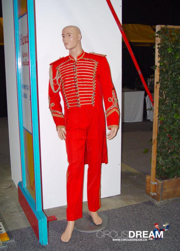 Schweizer National-Circus Knie - St.Gallen SG2004
