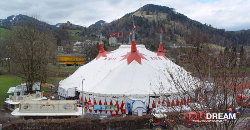 Schweizer National-Circus Knie - Wattwil SG 2004