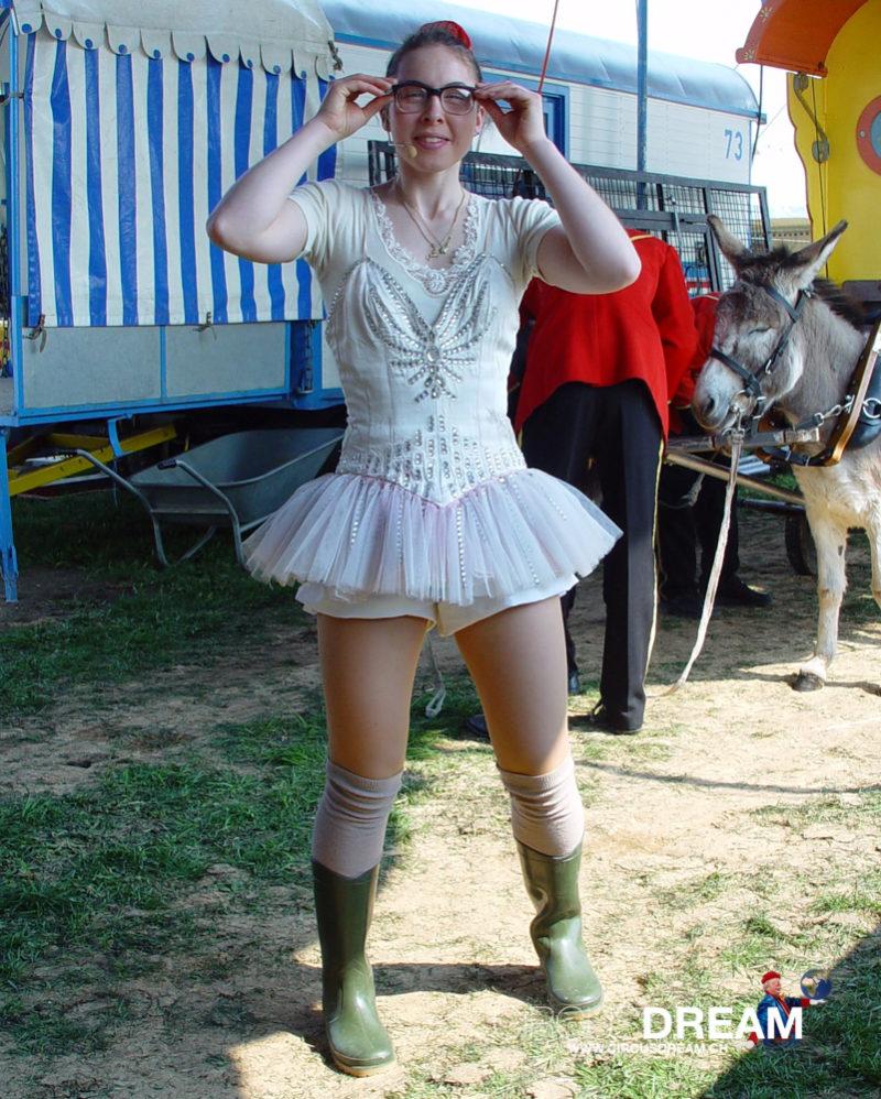 Schweizer National-Circus Knie - Weinfelden TG 2004