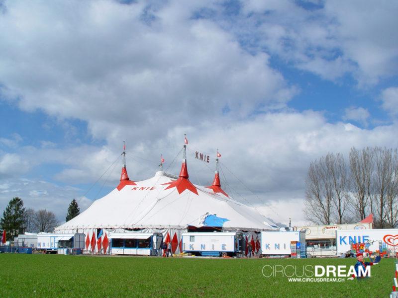 Schweizer National-Circus Knie - Wetzikon ZH 2004