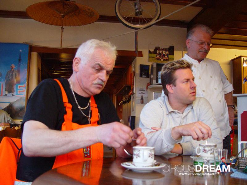 Schweizer National-Circus Knie - Frauenfeld TG 2004