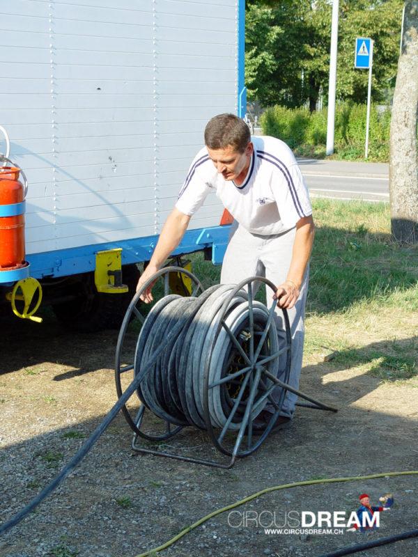 Schweizer National-Circus Knie - Aarau AG 2003