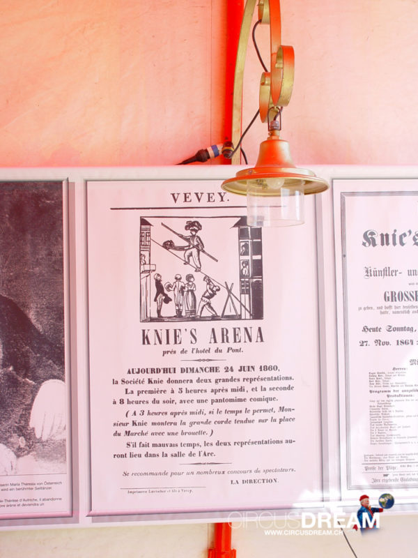 Schweizer National-Circus Knie - Amriswil TG 2003