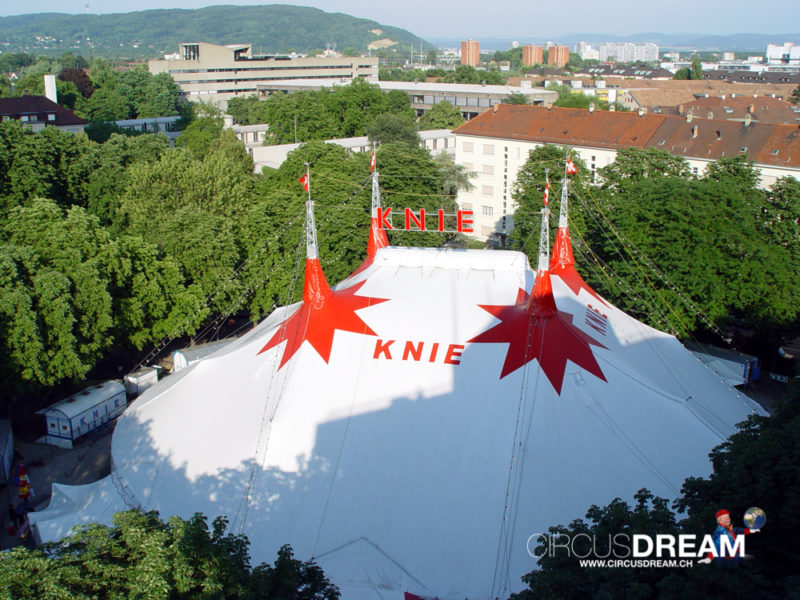 Schweizer National-Circus Knie - Basel BS 2003