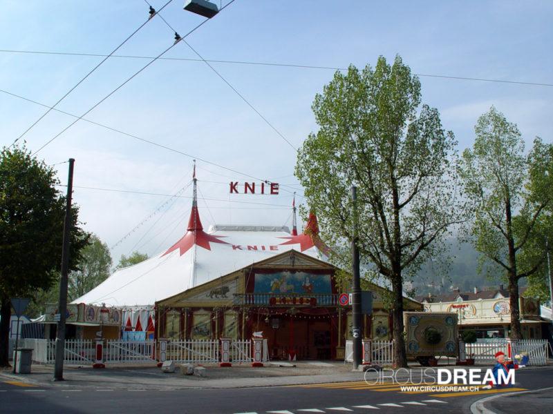 Schweizer National-Circus Knie - Biel BE 2003