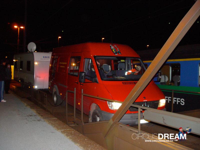 Schweizer National-Circus Knie - Brig VS 2003