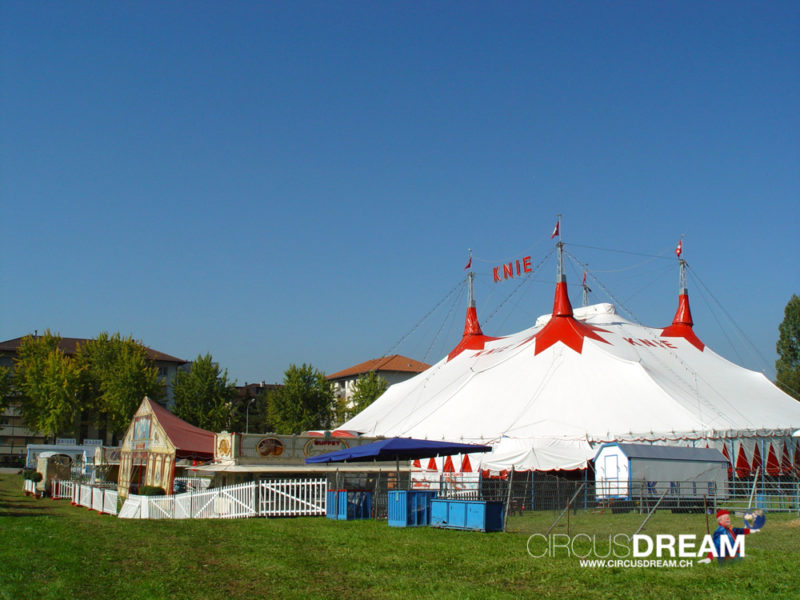 Schweizer National-Circus Knie - Bulle FR 2003